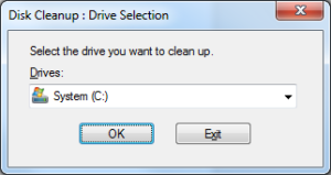 Selecing-System-Drive-For-CleanUp