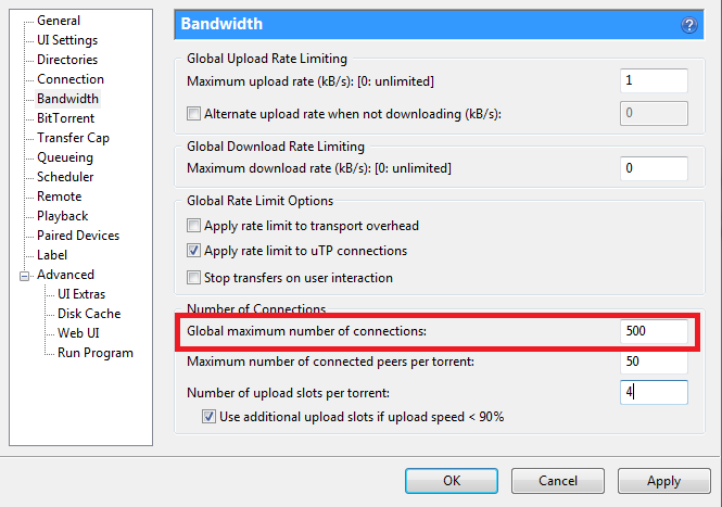 How to speed up uTorrent for Fast Downloading   ST Cleaner